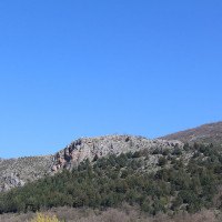 The hill of Murgia Sant'Angelo (Moliterno), settled in the Bronze Age
