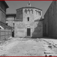 Fig. 7. The remains of San Biagio's church.