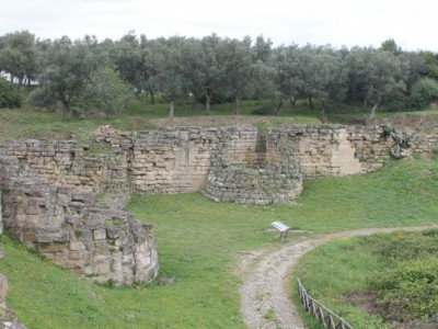 Murgie: the fortified Bruttian site (Crotone, Calabria)