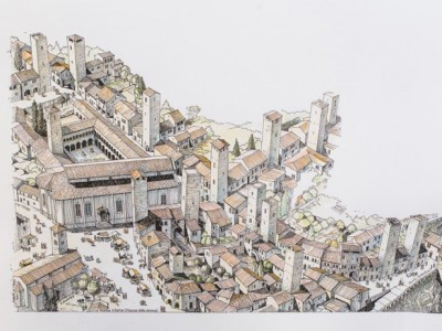 From Preventive Archaeology to the Archaeological Map. Landscape Archaeology in the heart of the Piceno