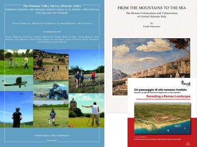Review of the recent publications on the Potenza Valley Survey