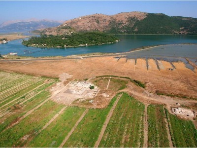 The Roman Suburb on the Vrina Plain Outside Butrint, Albania