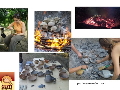 Experimental Archaeology at the University of Bologna, widening and opening archaeological research